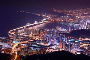 Busan, Corea del Sud foto