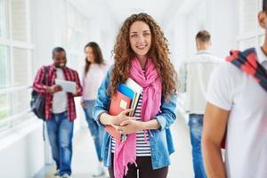 studentessa foto