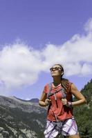 escursionista femmina
