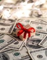 regalo in denaro foto