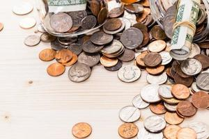 risparmiare soldi foto
