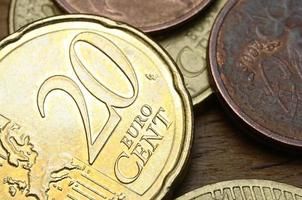 denaro euro foto