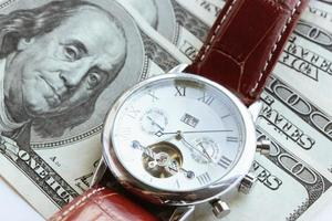 il tempo è denaro, concetto foto