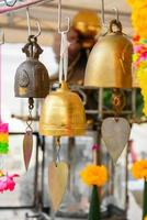 campane buddisti, Tailandia