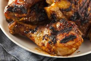 pollo alla griglia alla griglia fatto in casa