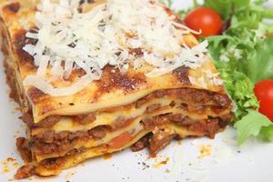 lasagna al forno foto