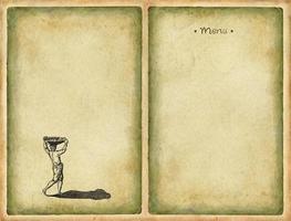 sfondo del menu foto