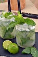 il cocktail. foto