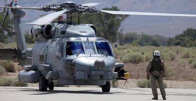 elicottero Seahawk foto
