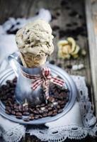 gelato al caffè