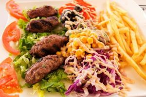 kebab. foto