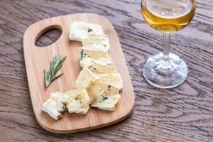 formaggio cambozola foto