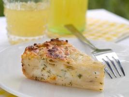 torta di formaggio foto