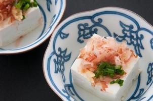 cucina giapponese, hiyayakko foto