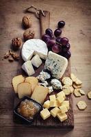 piatto di formaggi foto