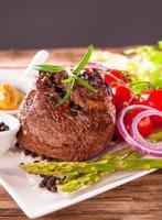 bistecca fresca foto