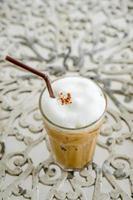 caffè freddo foto