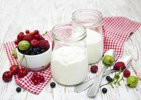 Yogurt foto