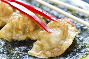 gnocchi cinesi fritti foto