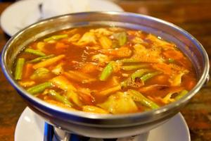 zuppa acida foto