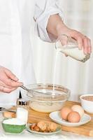 cucinare cibo foto