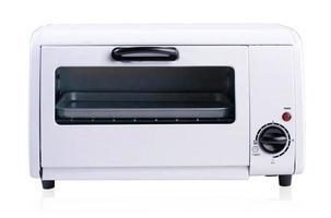 macchina più calda del forno del forno isolata foto