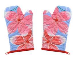 guanti da cucina per isolamento termico foto