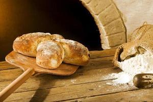 specialità di pane svizzero foto