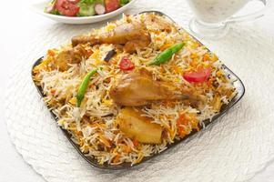 pollo Biryani foto