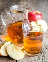 succo di mela foto