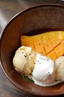 dessert al mango foto