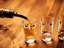 bicchieri di riempimento