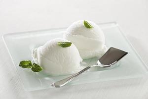 gelato - sorbetto