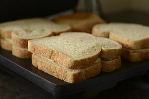 panino al formaggio tostato foto