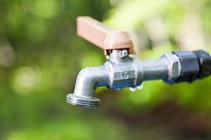 rubinetto dell'acqua foto