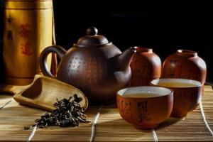 arte del tè foto