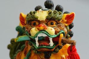 leone cinese