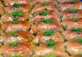 dessert turco foto