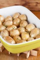 patate novelle arrosto con timo