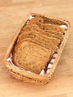cestino del pane foto