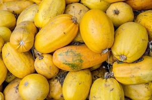 zucche come sfondo foto