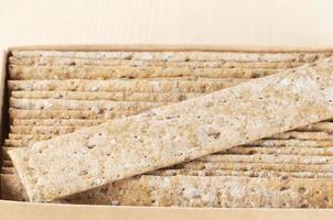 pane croccante foto
