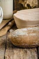 pane a lievitazione naturale con birra