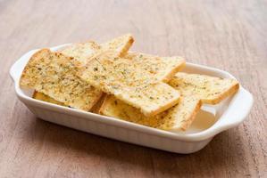 pane all'aglio foto