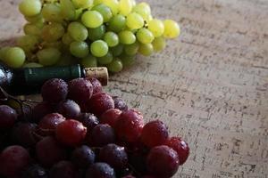 sfondo di vino foto
