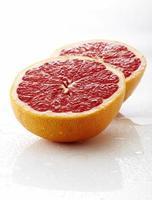 frutta fresca, pompelmo foto