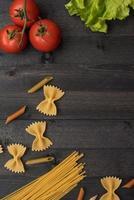 sfondo di cibo foto