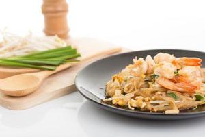 pad thai, cibo thia foto