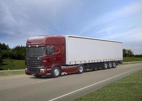 trasporto merci foto