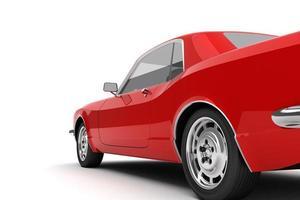 muscle car foto